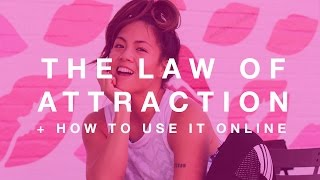 getlinkyoutube.com-Law of Attraction + How to Attract What You Want with Online Video
