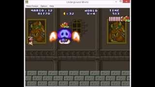 getlinkyoutube.com-Mario Forever Types Of Bowser Part 1