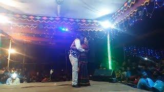 গ্রামের মধ্য রাতের বিনোদনে কি চলে দেখুন একবার | Bangla Village Girl Dance | Bangla Jatra Dance