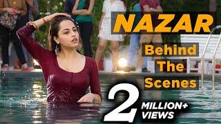 Nazar | Ansh & Piya in the pool | Behind the scenes | Star Plus