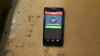 getlinkyoutube.com-RAZR HD XT925 KitKat 4.4.4 SlimKat antutu review