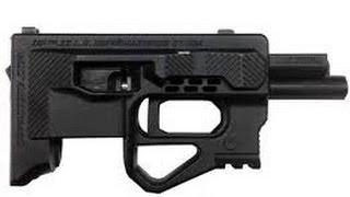 ZIP Pistol Initial Review: A Bullpup Pistol