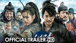 The Pirates DVD Trailer (2015) - Seok-hoon Lee Movie HD