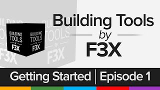 getlinkyoutube.com-Getting Started | Building Tools by F3X
