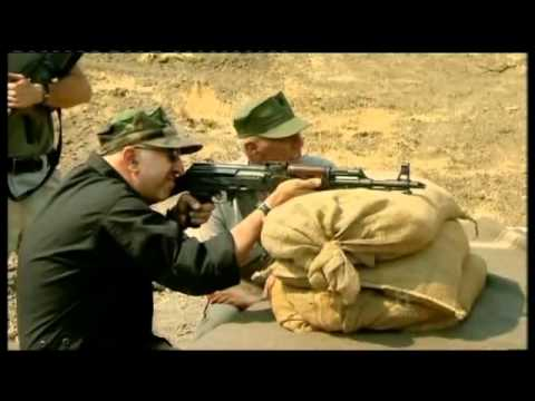 AK47 versus M16 - R. Lee Ermey
