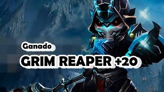 getlinkyoutube.com-Rakion - Ganando Grim Reaper +20 (Reto de Nivel Marzo de 2016)