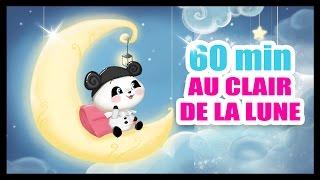 getlinkyoutube.com-Au clair de la lune - Comptines douces et berceuses pour bébés - Titounis