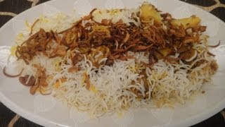 getlinkyoutube.com-Dum Biryani | Chef Roopa