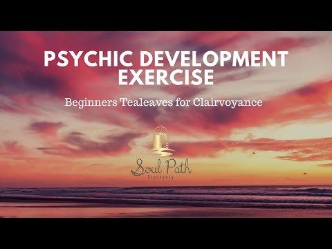 Psychic Development Exercise for Beginners