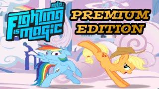 getlinkyoutube.com-My Little Pony: Fighting is Magic - Premium Edition