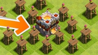 "getlinkyoutube.com-Clash of Clans - WORST TOWN HALL 11 IN HISTORY! ""OMG!"" Most Horrible Base Ever! CoC!"