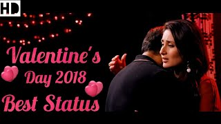 Valentine's Day Special Whatsapp status video 2018 By_ SG