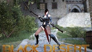 getlinkyoutube.com-Black Desert : Awakened Sorcerer Gameplay