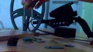 getlinkyoutube.com-Metal detector Garrett AT PRO Modifica Pro - Gold detector modifications
