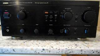 getlinkyoutube.com-Denon PMA-1560  High End