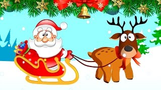 getlinkyoutube.com-Jingle Bells - Christmas Song ★ Chiko TV ★ Nursery Rhymes and Songs