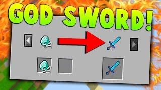 getlinkyoutube.com-64 DIAMOND GODSWORD!! | Minecraft MONEY WARS #31 with PrestonPlayz & Kenny