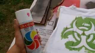 getlinkyoutube.com-Como estampar tus playeras o camisetas Tutorial
