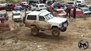 getlinkyoutube.com-Trial de Cártama 2012 (Nissan Patrol)