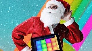 getlinkyoutube.com-HAPPY HOLIDAYS - DRUM PADS 24 CHRISTMAS SOUNDS