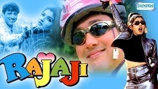 getlinkyoutube.com-Rajaji - Govinda - Raveena Tandon - Superhit Comedy Film