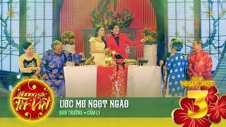 getlinkyoutube.com-Ước Mơ Ngọt Ngào - Đan Trường, Cẩm Ly (Gala Nhạc Việt 3 - Hương Sắc Tết Việt)