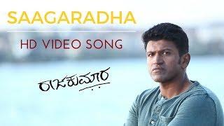 SAAGARADHA HD VIDEO SONG | RAAJAKUMARA | PUNEETH RAJKUMAR | SONU NIGAM | V HARIKRISHNA width=