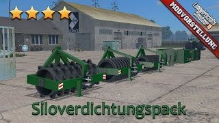 getlinkyoutube.com-LS 15 Modvorstellung #150 ★ Siloverdichtungspack