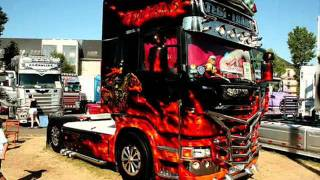 getlinkyoutube.com-Truck Scania tuning