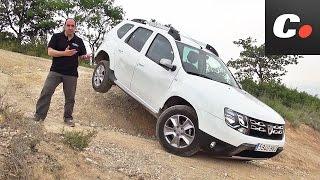 getlinkyoutube.com-Dacia Duster 4x4 - Prueba SUV coches.net / Análisis / Test / Review en español