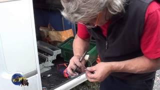 getlinkyoutube.com-installare i sensori parcheggio sul camper