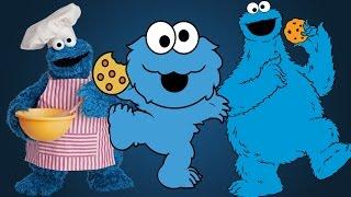 getlinkyoutube.com-Sesame Street Cookie Monster Full Games Compilation Yummy Food Fun