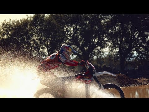 Slow Motion Enduro over Water - Red Bull Moments 2012 Spain