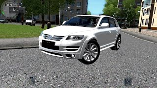 City Car Driving 1.5.3 VW Touareg R50 [G27]