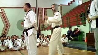 getlinkyoutube.com-Taekwondo Tunisie **Maitre Kang Sin Chul 25.03.2010.