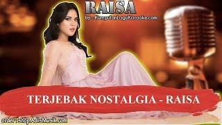 TERJEBAK NOSTALGIA -  RAISA Karaoke