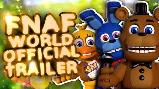 getlinkyoutube.com-OFFICIAL FNAF World TRAILER Analysis! (Our Thoughts + Gameplay!)