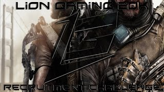 getlinkyoutube.com-LioN Gaming: 20k Multi COD Recruitment Challenge (PS3 & PS4 Sniping Clan)