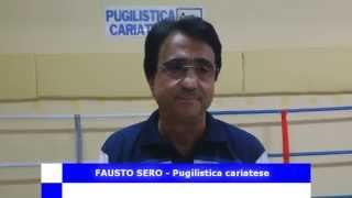 PRESENTAZIONE INCONTRO PUGILISTICA CARIATESE 11 10  2014