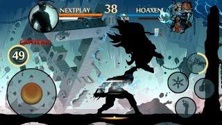 getlinkyoutube.com-Shadow Fight 2 HOAXEN (Real Fight No Hacks)