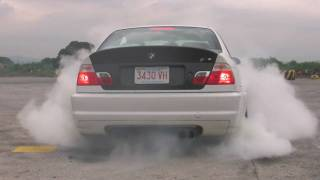 getlinkyoutube.com-Mad E46 M3 Drifting!