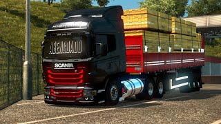 getlinkyoutube.com-Scania R440 Top + Download + Reboque +Download *Euro Truck 2*