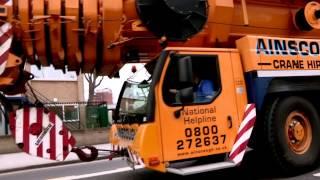 getlinkyoutube.com-Mobile and crawler cranes videos brought to you by CranesBlog  ~ the crane gang s01e02 720p hdtv