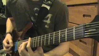 getlinkyoutube.com-Drop D Metal Riff