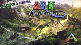 getlinkyoutube.com-Ark #5 Grotte Sous marine Avec CARTOUCH & ALEADIA