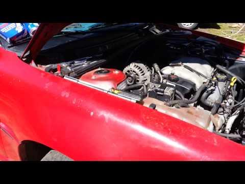 Pontiac Grand Am 3.1 . 3.4 Camshaft position sensor replacement