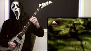 getlinkyoutube.com-Goosebumps Theme (Metal / Guitar Cover)