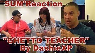 getlinkyoutube.com-Ghetto Teacher by DashieXP REACTION