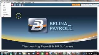 Belina Payroll Training width=