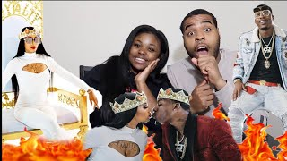 ROYALTY KILLED THIS 🔥 | Cj So Cool, Royalty - Movie Clips (Official Music Video)🔥 | REACTION!!! width=
